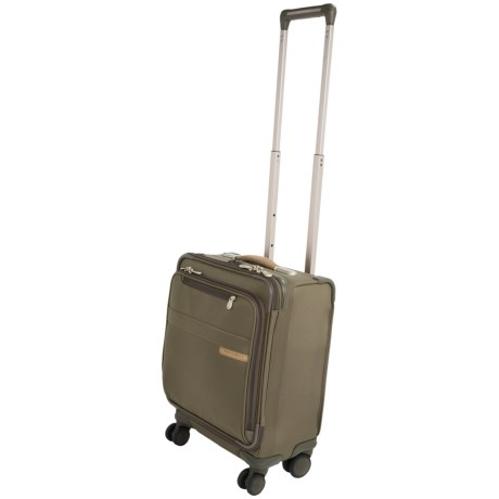 Briggs & Riley Baseline Commuter Carry-On Spinner Suitcase