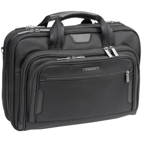 Briggs & Riley Medium Executive Clamshell Briefcase