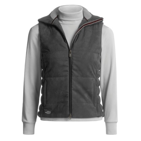ExOfficio Ultra Microsuede Vest - Hooded (For Women)