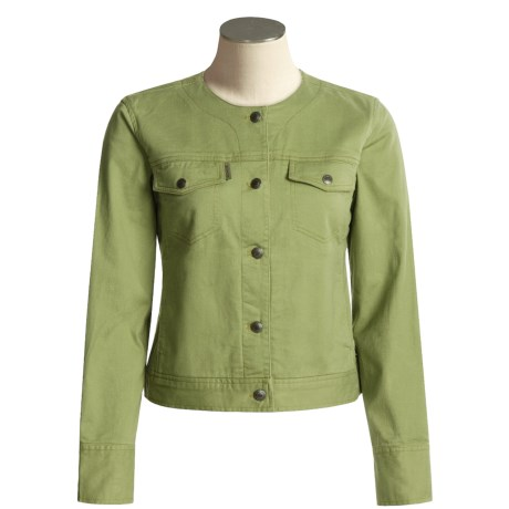 ExOfficio Tomboy Twill Jacket (For Women)