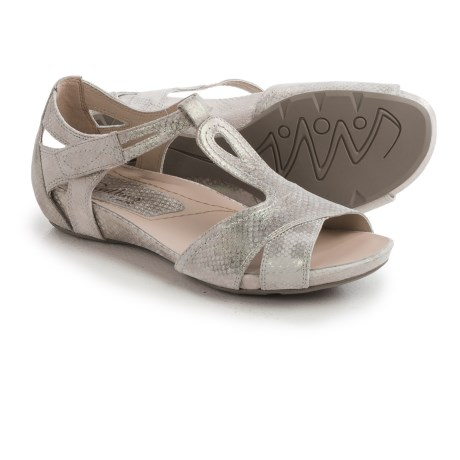 Earthies Ponza Sandals - Leather (For Women)