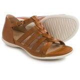 ECCO Flash Woven Sandals - Leather (For Women)