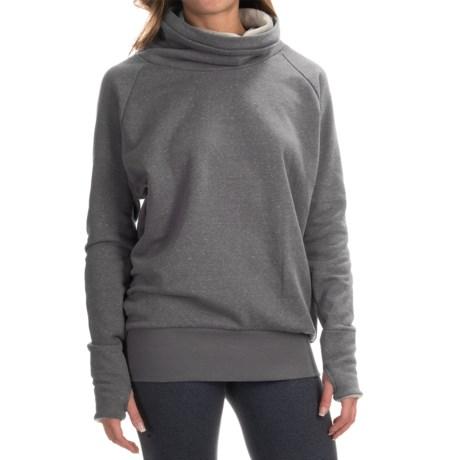 Bench Motif Zip Through Sweater (For Women)