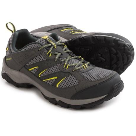 Columbia Sportswear Kenosha Low Trail Shoes (For Men)