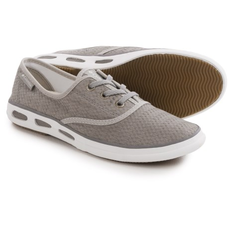 Columbia Sportswear Vulc N Vent Lace Canvas II Shoes (For Women)