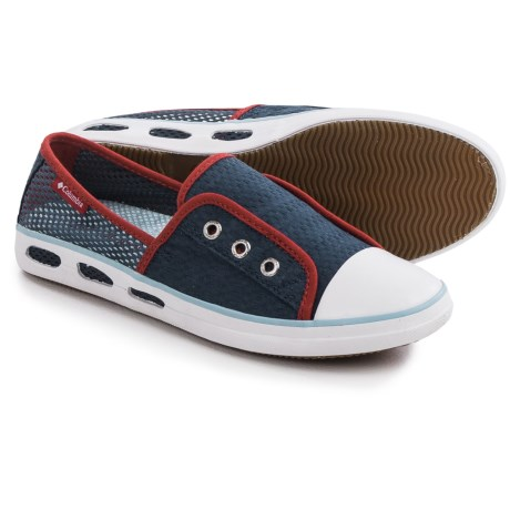Columbia Sportswear Vulc N Vent Bombie Shoes - Slip-Ons (For Women)