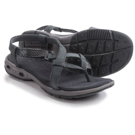 Columbia Sportswear Abaco Vent Sandals - Nubuck (For Women)