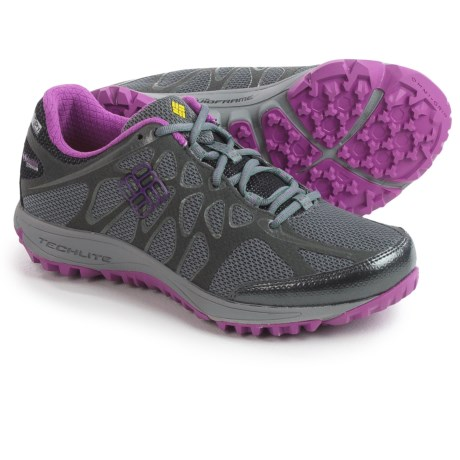 Columbia Sportswear Titanium Conspiracy Trail Running Shoes (For Women)