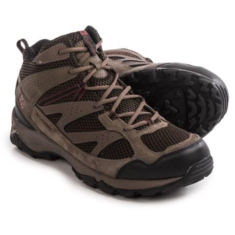 Columbia Sportswear Plains Ridge Mid Hiking Boots (For Men)