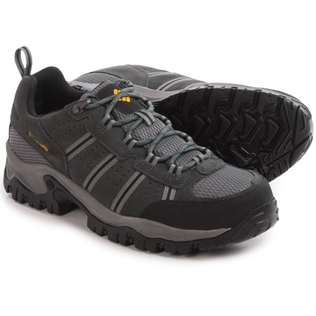 Columbia Sportswear Grants Pass Low Hiking Shoes - Waterproof (For Men)