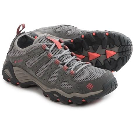 Columbia Sportswear Helvatia Vent Hiking Shoes (For Women)