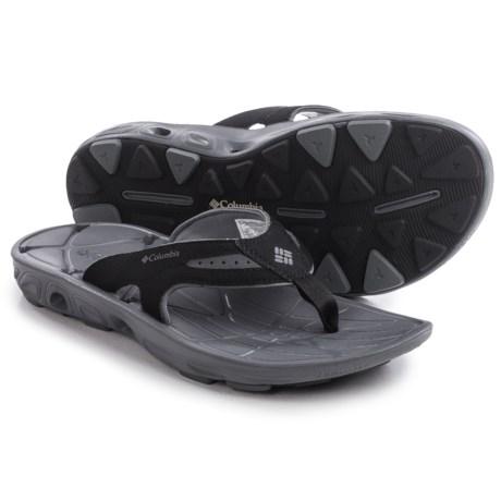 Columbia Sportswear Techsun Vent Flip-Flops (For Men)