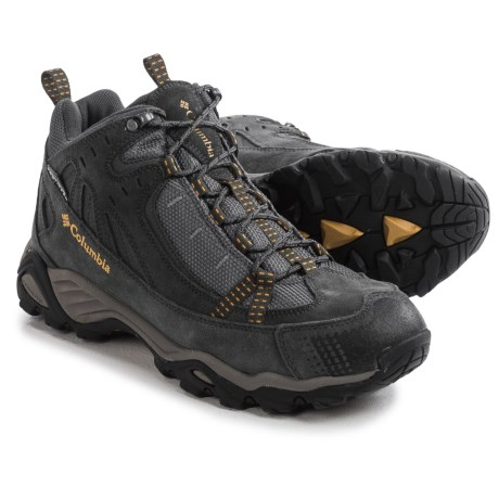 Columbia Sportswear Firelane Mid Omni-Tech® Hiking Shoes - Waterproof (For Men)