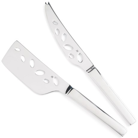 WMF Vela Knife and Chopper Cheese Set - 2-Piece