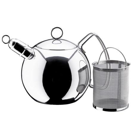 WMF Ball Tea Kettle - Removable Infuser, 1.5 qt.