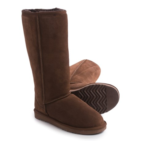"Dije California Classic Sheepskin Boots - 14"" (For Women)"