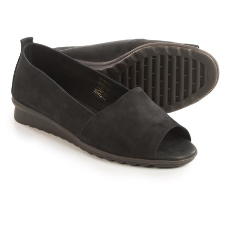 So comfy! - Review of The Flexx Fantastic Shoes - Nubuck, Slip-Ons (For  Women) by Tennis Lady on 4/20/2017