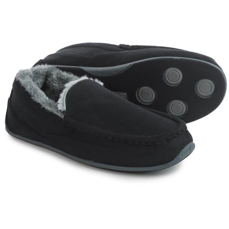 Deer Stags Vail Moccasin Slippers (For Men)