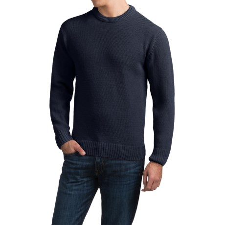 J.G. Glover & CO. Peregrine Park Wool Sweater (For Men)