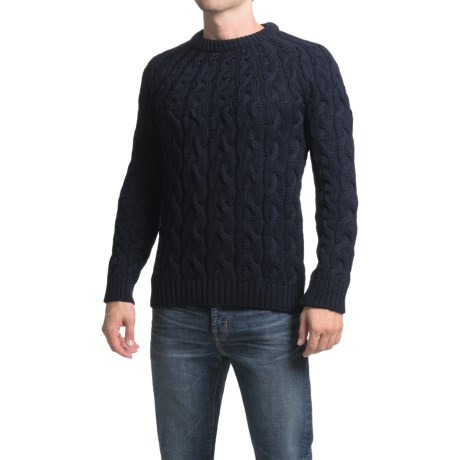 J.G. Glover & CO. Peregrine Combe Sweater - Merino Wool (For Men)