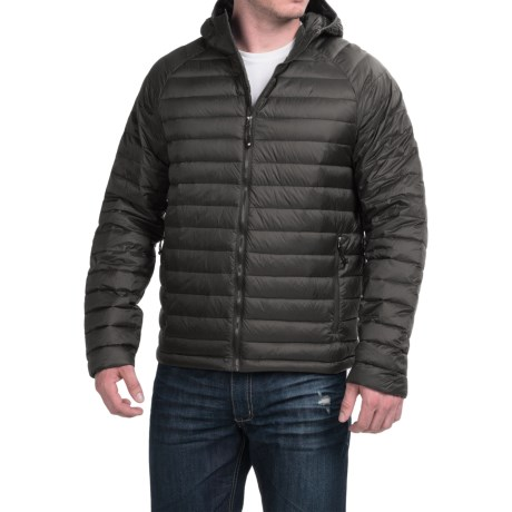 32 Degrees Nano Light Hooded Down Jacket - 650 Fill Power (For Men)
