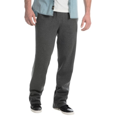 Two-Pocket Drawstring Sweatpants (For Men)