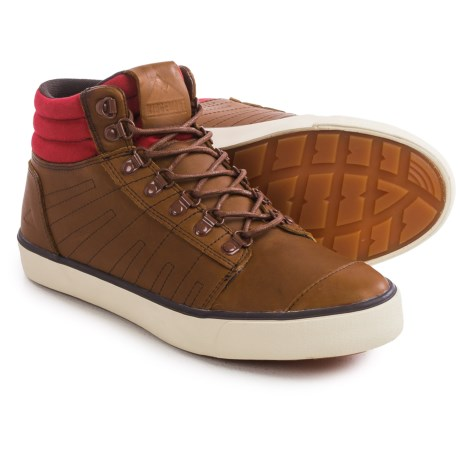 Ridgemont Outfitters Waxed Shoes - Leather (For Men)
