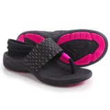 Vionic with Orthaheel Technology Tia Sling Sandals (For Women)