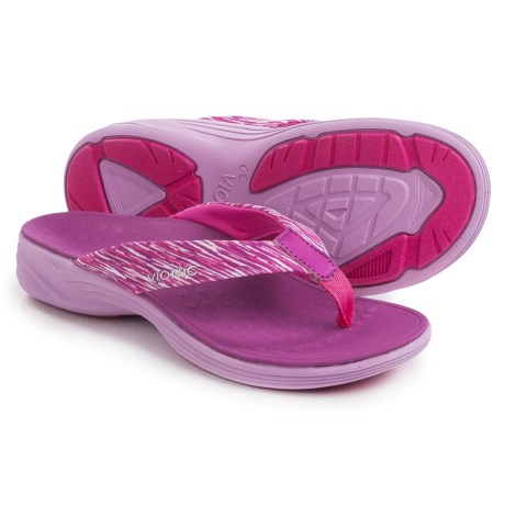 Vionic with Orthaheel Technology Kapel Sandals (For Women)