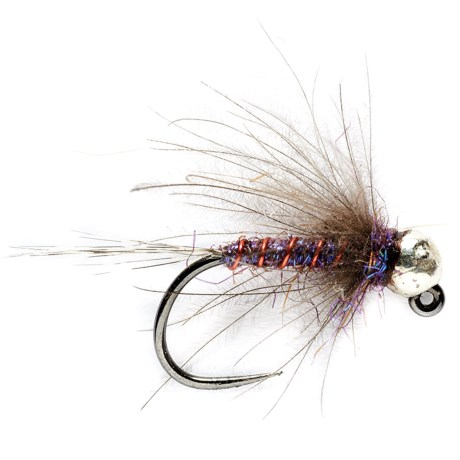 Fulling Mill Duracell Jig Barbless Nymph Fly - Dozen