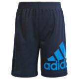 adidas Large-Logo Shorts (For Little Boys)