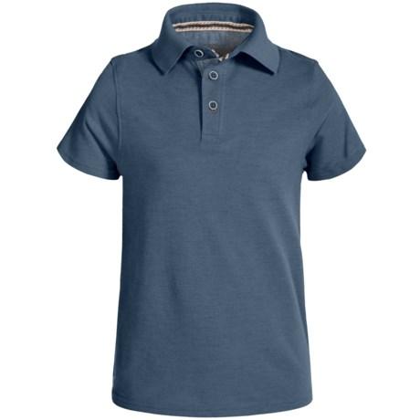 Weatherproof Polo Shirt - Short Sleeve (For Big Boys)