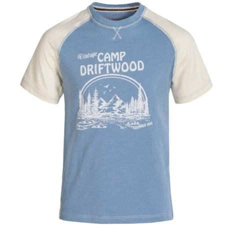 Weatherproof Raglan T-Shirt - Short Sleeve (For Big Boys)