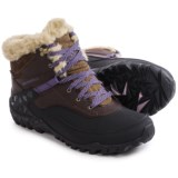Merrell Fluorecein Shell 6 Snow Boots - Waterproof, Insulated (For Women)