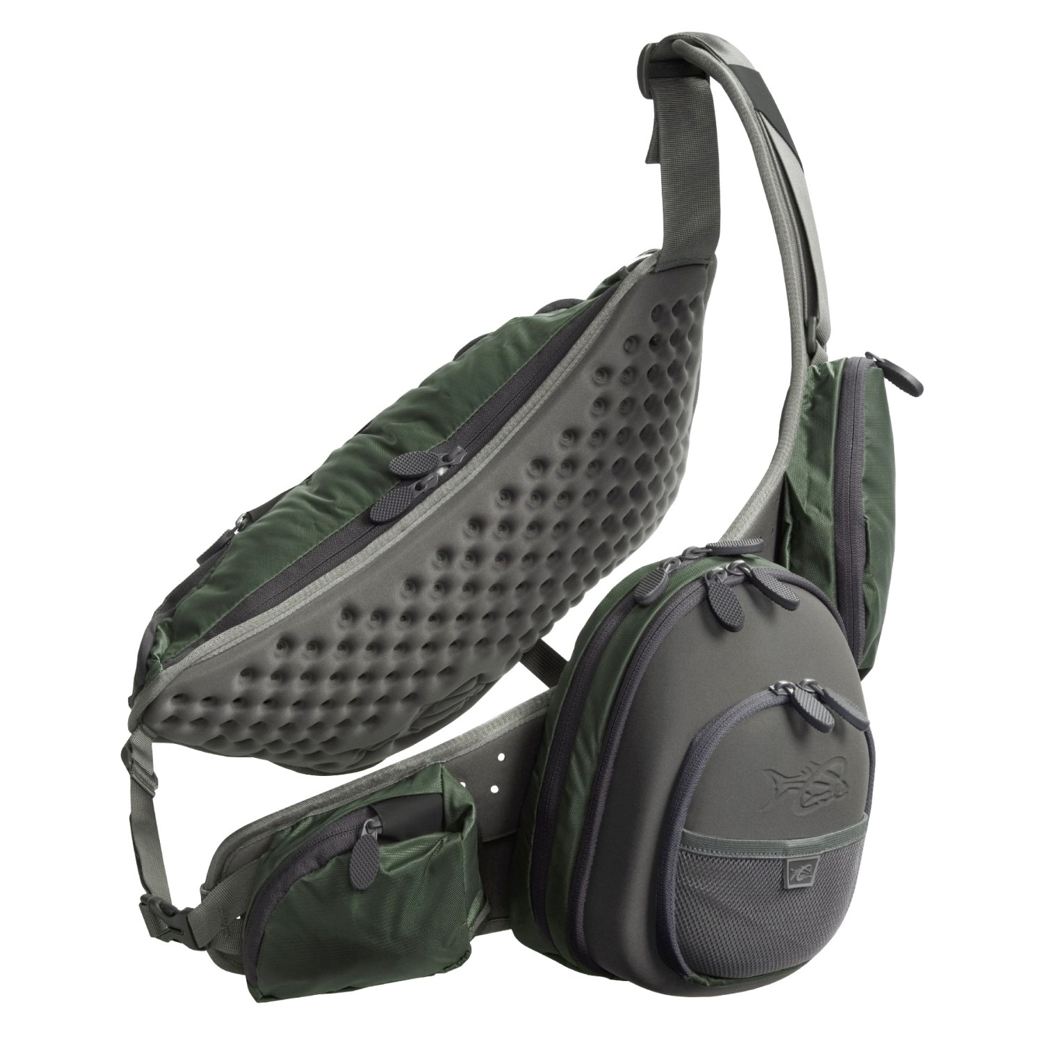 William joseph equinox fly fishing sling pack 1505f save 32 for Fly fishing gear closeouts