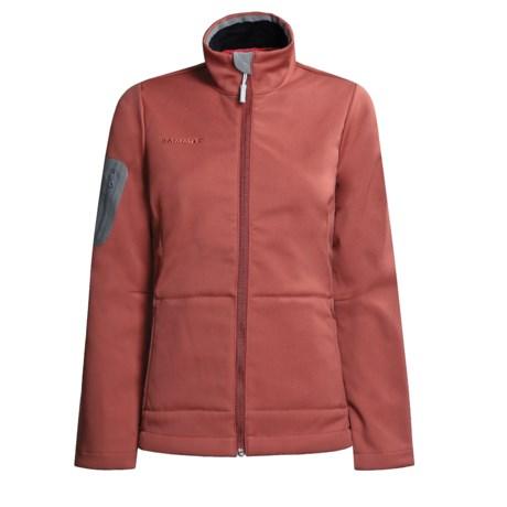 Mammut Lhasa Jacket - Soft Shell (For Women)
