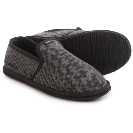O'Neill Surf Turkey Low Slippers - Sherpa Lined (For Men)