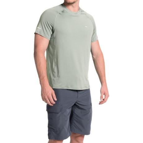 Allen Fly Fishing Exterus Sunniva Fishing Shirt - UPF 50+, Short Sleeve (For Men)