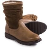Aquaskin by Henri Pierre Adelise Boots - Waterproof, Wool Lined (For Women)