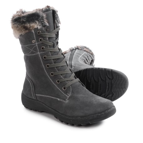 Bastien Henri Pierre by  Jaki Boots - Waterproof, Suede (For Women)