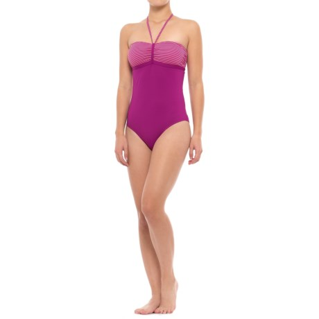 Carve Designs Isla One-Piece Swimsuit - UPF 50+ (For Women)