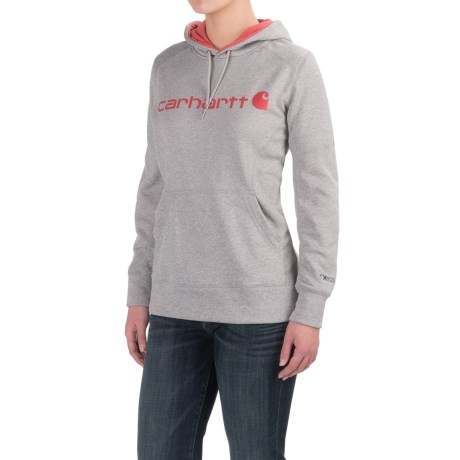Carhartt Force Extremes Signature Graphic Hoodie - Factory Seconds (For Women)
