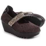 bernie mev. Smooth Charm Mary Jane Shoes (For Women)