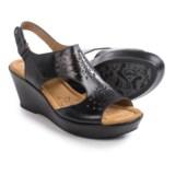 Comfortiva Rainer Wedge Sandals (For Women)