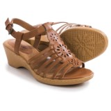 Softspots Havana Sandals - Leather (For Women)