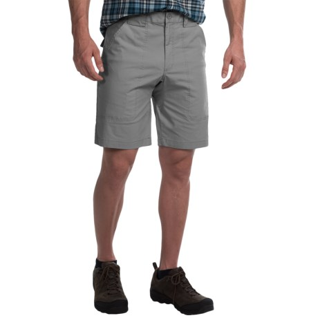 Woolrich Lighthouse Rock Utility Shorts (For Men)