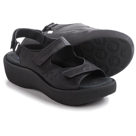 Wolky Ruby Leather Sandals (For Women)