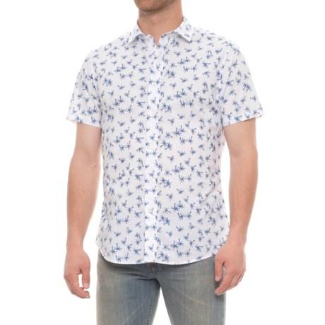 Slate & Stone Bates Shirt - Slim Fit, Short Sleeve (For Men)