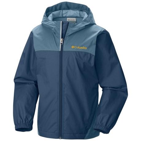 Columbia Sportswear Glennaker Rain Jacket (For Big Boys)