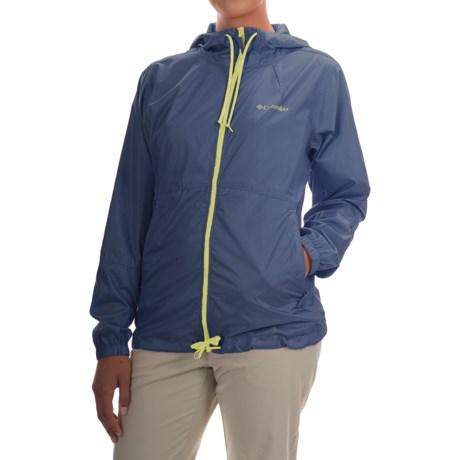 Columbia Sportswear Flash Forward Omni-Shield® Windbreaker Jacket (For Women)